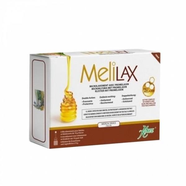 ABOCA MELILAX ADULTE 6 MICROLAVEMENTS 10G