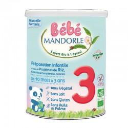 MANDORLE BEBE 3/ 800G