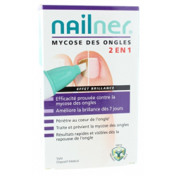 NAILNER MYCOSE ONGLES 2EN1 STYLO /4ML