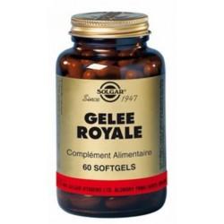 SOLGAR GELEE ROYALE SOFTGELS /60