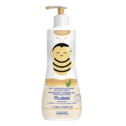 MUSTELA GEL LAVANT PS ARIELLE ABEILLE /500ML
