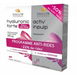 BIOCYTE ANTI RIDES DUO PACK CPR + GELU /30+30