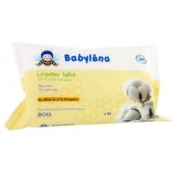 BABYLENA LINGETTES BIO 100% COTON /603401371650752