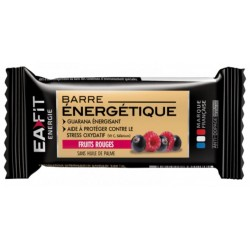 EAFIT BARRES ENERGETIQUE FRUITS ROUGES