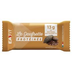 EAFIT LA GAUFRETTE PROTEINEE CHOCOLAT 40G
