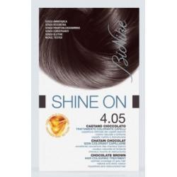 BIONIKE SHINE ON SOIN COLOR N 4.05 CHATAIN CHOCO