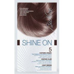 BIONIKE SHINE ON SOIN COLOR N 5 CHATAIN CLAIR