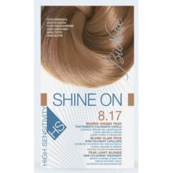 BIONIKE SHINE ON HS SOIN COLOR N 8.17 BL CLAIR TEC