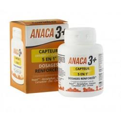ANACA 3+ CAPTEUR GRAISSES ET SUCRES 5EN1