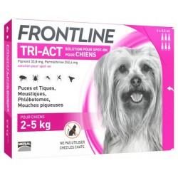 FRONTLINE TRI ACT XS 02-05 /6