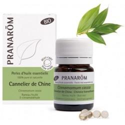 PRANAROM PERLES HE CANNELIER DE CHINE BIO /60
