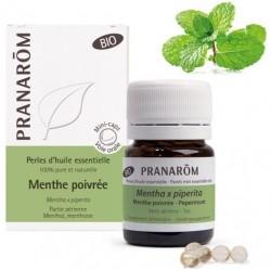 PRANAROM PERLES HE MENTHE POIVREE BIO /60
