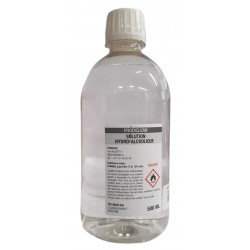 SOLUTION HYDRO ALCOOLIQUE PRODICLEAN /500ML