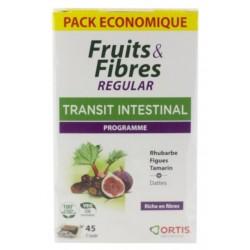 FRUITS & FIBRES REGULAR 45 CUBES A MACHER ORTIS