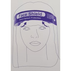 VISIERE FACE SHIELD
