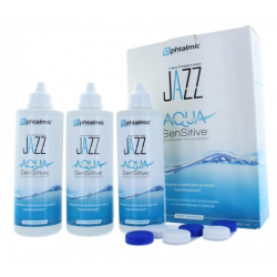JAZZ OPHTALMIC AQUA SENSITIVE 3X350ML