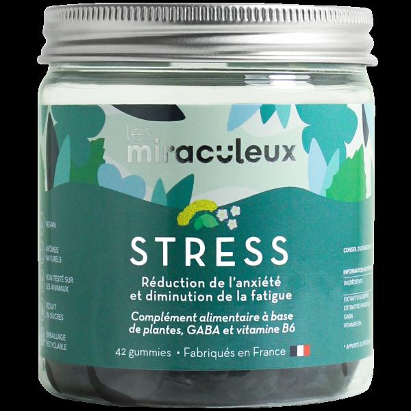 LES MIRACULEUX GUMMIES STRESS /42