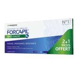 FORCAPIL ANTI CHUTE CPR 2+1 /90