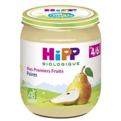 HIPP COMPOTES 4 A 6 MOIS 125GR