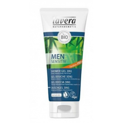 LAVERA GEL DOUCHE 3EN1 BIO MEN 200ML