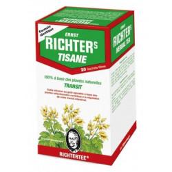 Richter's tisane contribue à la régulation de la digestion 20 sachets