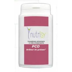 NUTRISY PCO BRULEUR GRAISSE GELU /60