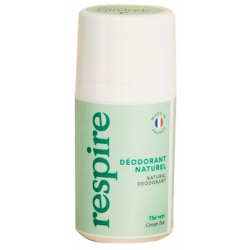 RESPIRE DEO ROLL-ON THE VERT 50ML