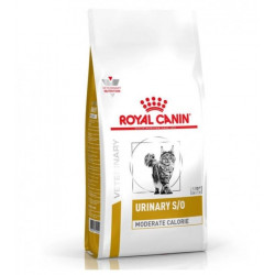 ROYAL CANIN CROQUETTES CHAT URINARY S/O MODERATE CALORIE 1,5KG