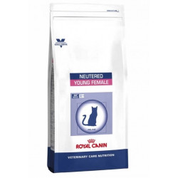 ROYAL CANIN YOUNG CHATTES STERILISEES CROQUETTES VOLAILLE 3,5KG