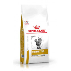 ROYAL CANIN VETERINARY URINARY S/O MODERATE CALORIE UMC34 CHAT CROQUETTES VOLAILLE 3,5K