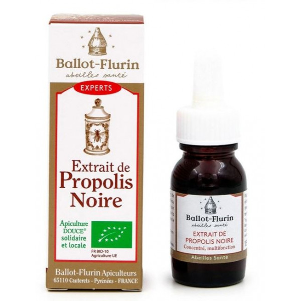 BALLOT FLURIN EXT PROPOLIS NOIRE /15ML