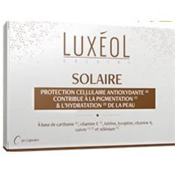 LUXEOL SOLAIRE CAPS /30