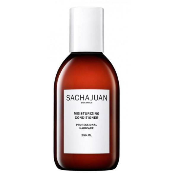 Sacha Juan Moisturizing Conditioner - Après Shampoing Hydratant 250ml Cheveux secs ou méchés