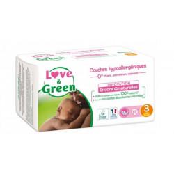 LOVE amp GREEN COUCHES HYPOALLERGEN T3 /52