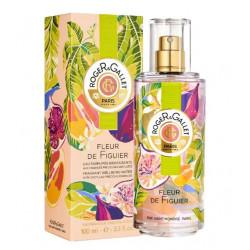 Roger & gallet fleur de figuier eau fraîche parfumée 100ml