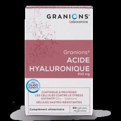 Ea pharma granions acide hyaluronique 60 gélules