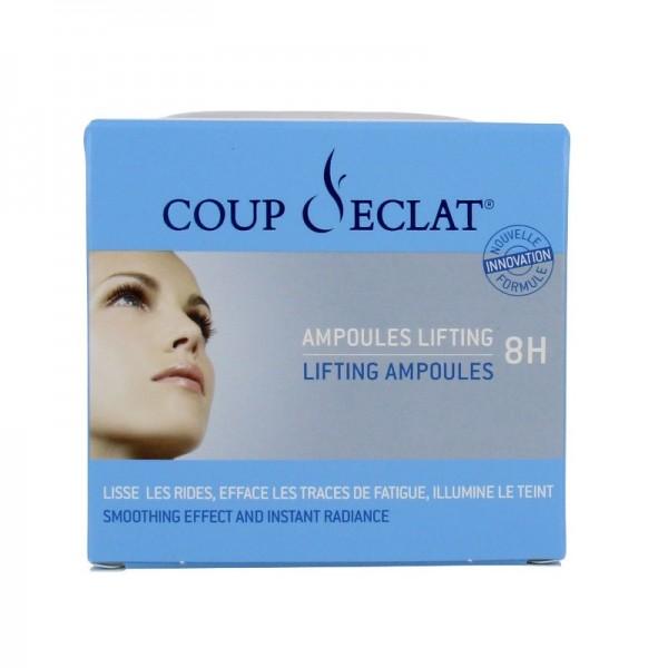 Coup d 39 clat 7 ampoules lifting imm diat pharmacie cap3000 - Coup d eclat ampoule lifting ...