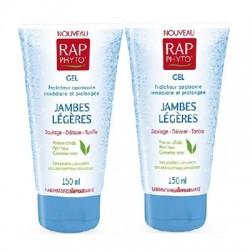 Rap phyto gel jambes légères 2x150ml