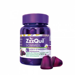 PROCTER ZZZQUIL SOMMEIL /60GOMMES
