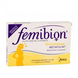 Femibion grossesse metafolin 60 comprimés