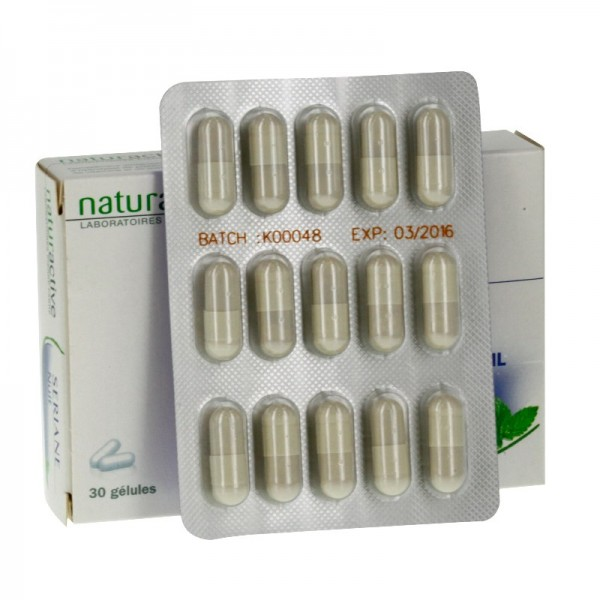 naturactive seriane nuit 30 g lules pharmacie cap3000. Black Bedroom Furniture Sets. Home Design Ideas