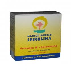Marcus Roher Spirulina recharge 540 comprimés
