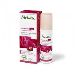 Melvita nectar de rose soin nuit 40ml