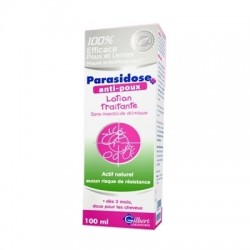 Parasidose anti poux lotion traitante 100ml
