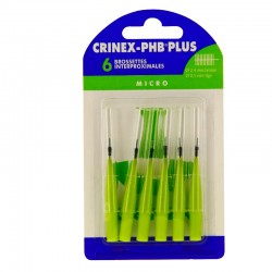 Crinex brossettes interdentaires micro b/6