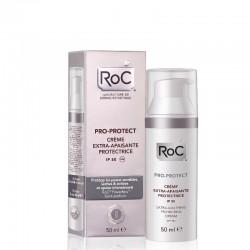 Roc pro-protect crème extra apaisante protectrice ip50 50 ml