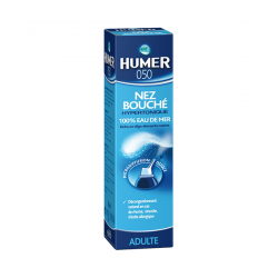 Humer hypertonique nez bouché adulte spray 50ml