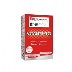 Forté pharma vitalité 4g 20 ampoules buvables de 10ml