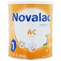 Novalac calinova anti-coliques 1er âge lait en poudre 800g