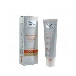 Roc fluide anti rides lissant spf 50 + 50ml